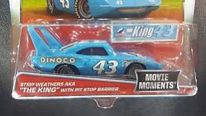 cars the movie the king.  King Image Is Loading DISNEYPIXARCARSMOVIEMOMENTSSTRIPWEATHERSKING And Cars The Movie King T