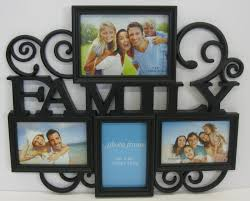 Family Collage Frame Collage Frames Multiple Opening Multi