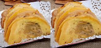 Berikut ini kami tampilkan resep jamur crispy yang enak, keriting, dan renyah. Crepes
