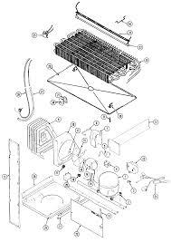 crosley crosley refrigeration parts model ct19y7w sears find part by diagram >