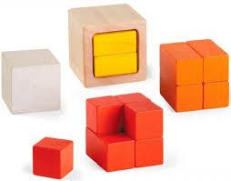 Plan Toys Кубики. Дроби купить в интернет-магазине Фотосклад ...