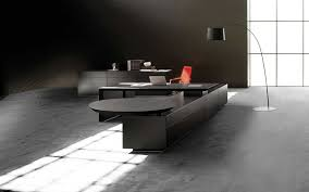 contemporary office desk. simple contemporary modern office desk black in contemporary