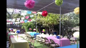 At 40 Party Decorations Mexican Fiesta Birthday Party Supplies Party Supplies