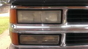 All Chevy 96 chevy : 1996 Silverado Headlight UPGRADE - Chevrolet Forum - Chevy ...