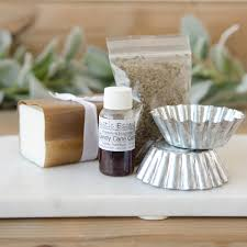 diy peppermint soap making kit
