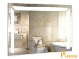 <b>Зеркала</b> для ванной комнаты: <b>Mixline Диамант 750x535mm</b> LED ...