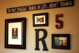 ... Exquisite Home Interior Decoration Using Frame Wall Decor Ideas :  Excellent Image Of Accessories For Kid ...