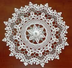 Free Crochet Doily Patterns