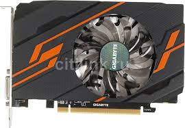 Купить <b>Видеокарта GIGABYTE</b> nVidia <b>GeForce GT</b> 1030 , GV ...