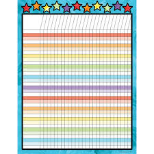 Incentive Charts For Students Celebrate Learning Incentive Chart
