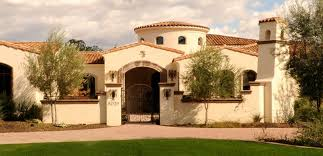 Another Spanish Style Home