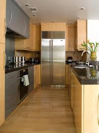 Galley Kitchen Remodel Small Galley Kitchen Remodel Us House And Home Real Estate Ideas