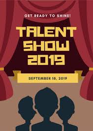 talent show flyer template free customize 127 talent show flyer templates online canva