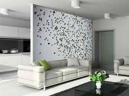Unique living room wallpaper decoration ideas