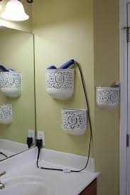 Hand Dryer For Bathroom Decoration