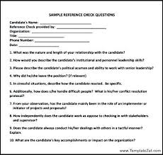 Reference Verification Form Reference Checking Form Template Canreklonec Threeroses Us
