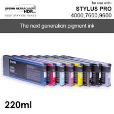<b>Epson</b> Original Large Format Inks and Accessories - Photomart