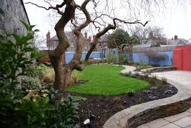 Small Picture Large Garden Landscaping project photos from garden designer