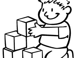 Disegno Di Giochi A Scuola Da Colorare Per Bambini Con Bambini Che