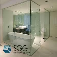 8 89mm sgp glass shower doors 4 4 1 sgp laminated glass doors 8 89