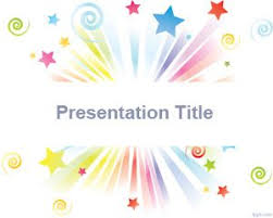 star ppt background stars powerpoint templates