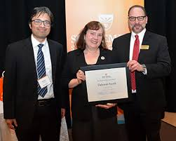 2018: Excellence in Mentoring Award Deborah Smith | News and Information |  SUNY Empire State College