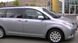 2012 Toyota Sienna XLE Limited AWD Video 001 - YouTube