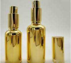 Decorative Spray Bottle Golden Fine Mist 100ml Spray Bottle For Perfume 100ml Spray Paint 13