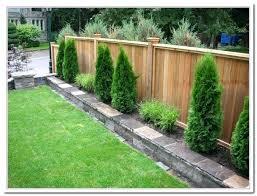 Wood And Wire Fence Designs Elegant Backyard Wood Fence Ideas Garden