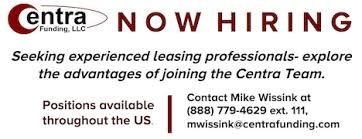 Leasing News - information, news, education and entertainment for the  commercial bank, finance and leasing industry