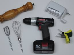 Tools For Diy Projects Making Cooking More Fun By Adding Power Tools Make