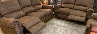 3 seater electric reclining fabric