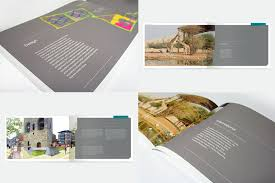 Landscape Architecture Brochure Urban Landscaping Tri Fold Brochure ...