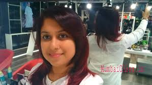 Red Hair Colour For Indian Skin