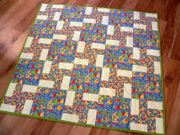 Confessions of a Fabric Addict: 100 Quilts For Kids - Tutorial for ... & And just to make it a little bit easier, I've written up a tutorial for a  great quilt design by Deb at A Simple Life Quilts. She calls it Noodle  Recipe ... Adamdwight.com