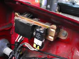 when worlds collide volvo guy going back to his roots miata original fan relay and it s wiring has disappeared