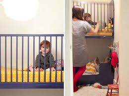 N Stacked Beds Got Your Kiddies Sharing A Small Room Go Ahead And Stack  U0027em Via Oh Happy Day