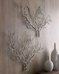 metal branch wall decor cool tree branch wall art diy catwallart catwallart review
