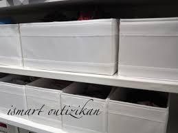 Ikeaのskubbが収納スペースを無駄なく使えてグッド 収納上手はおしゃれ
