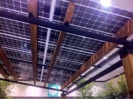 photo of dwell on design los angeles ca united states solar panels