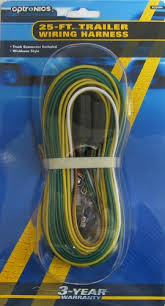 trailer wiring harness a25wh o'reilly auto parts Trailer Wiring Harness Extension Trailer Wiring Harness Extension #79 boat trailer wiring harness extension