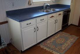 image of resurface laminate countertop design