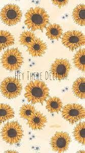 Sunflower wallpaper, Backgrounds ...