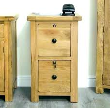 wood file cabinet with lock. Solid Wood Filing Cabinet 2 Drawer Lockable File  With Lock Wood File Cabinet With Lock A