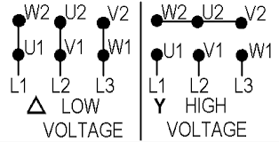 three phase wiring diagrams