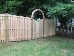 Decorative Fence Toppers Privacy Cedar Fences Fence Installation Arrow Fence Inc