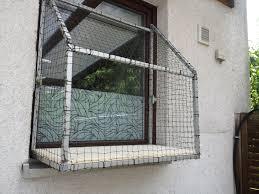 Katzennetz Fensterbalkon Fensterbalkon Für Katzen Katzenbalkon Für