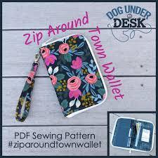 Free Wallet Sewing Pattern Amazing Decorating Design