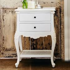 Painted French Provincial Bedroom Furniture Baroque French Provincial White Painted 6 Drawer Bedside Bedroom
