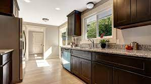 cost to stain cabinets